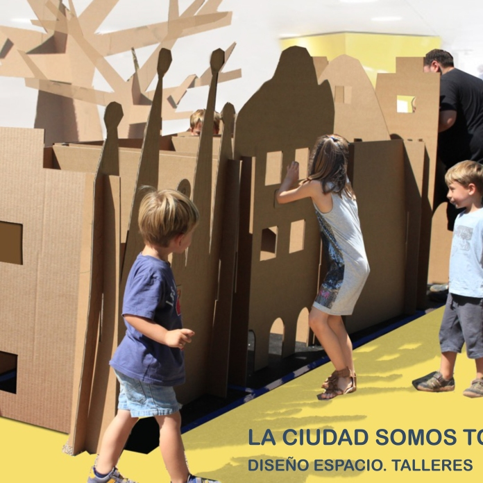 LA CIUDAD SOMOS TODOS -BHB GROUP